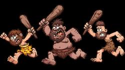 Die Neandertaler sind los